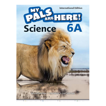 Marshall Cavendish | My Pals are Here! Science (International Edition) Textbook 6A
