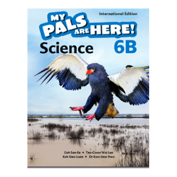 Marshall Cavendish | My Pals are Here! Science (International Edition) Textbook 6B