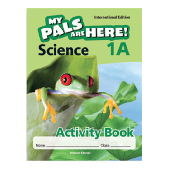 Marshall Cavendish | My Pals are Here! Science (International Edition) Activity Book 1A