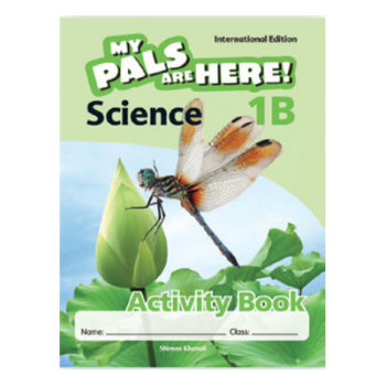 Marshall Cavendish | My Pals are Here! Science (International Edition) Activity Book 1B