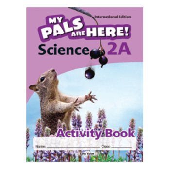 Marshall Cavendish | My Pals are Here! Science (International Edition) Activity Book 2A