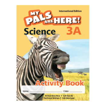 Marshall Cavendish | My Pals are Here! Science (International Edition) Activity Book 3A