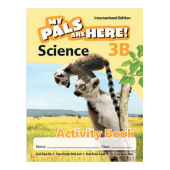 Marshall Cavendish | My Pals are Here! Science (International Edition) Activity Book 3B
