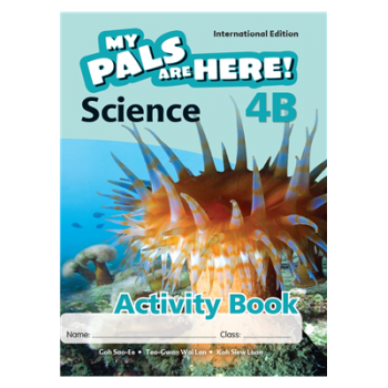 Marshall Cavendish | My Pals are Here! Science (International Edition) Activity Book 4B