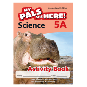 Marshall Cavendish | My Pals are Here! Science (International Edition) Activity Book 5A