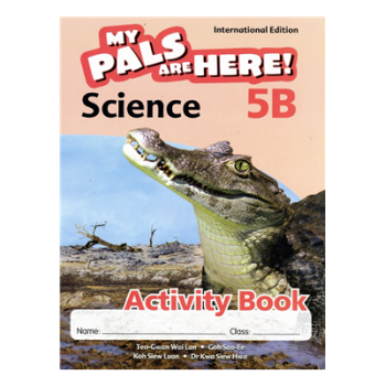 Marshall Cavendish | My Pals are Here! Science (International Edition) Activity Book 5B
