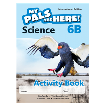 Marshall Cavendish | My Pals are Here! Science (International Edition) Activity Book 6B