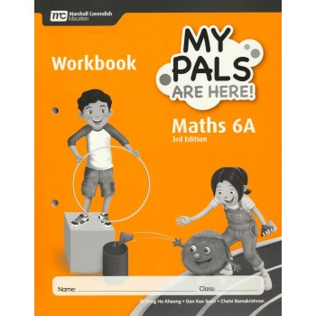 Marshall Cavendish   My Pals are Here! Maths Workbook 6A (3rd Edition)