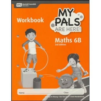 Marshall Cavendish   My Pals are Here! Maths Workbook 6B (3rd Edition)