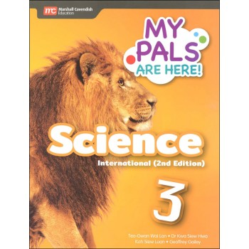 Marshall Cavendish | My Pals are Here! Science (International Edition) Textbook 3 2ED