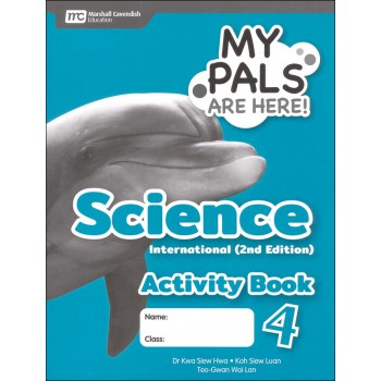 Marshall Cavendish | My Pals are Here! Science (International Edition) Activity Book 4 2ED