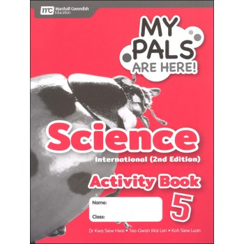 Marshall Cavendish   My Pals are Here! Science (International Edition) Activity Book 5 2ED
