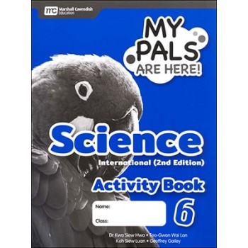 Marshall Cavendish | My Pals are Here! Science (International Edition) Activity Book 6 2ED