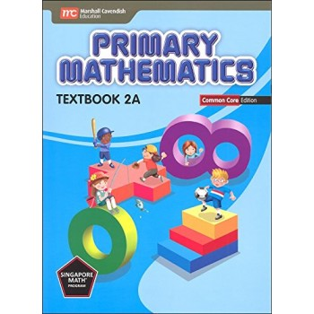 Marshall Cavendish | Primary Mathematics (Common Core Edition) Textbook 2A