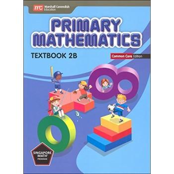 Marshall Cavendish | Primary Mathematics (Common Core Edition) Textbook 2B