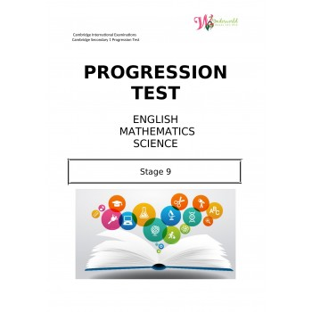 Lower Secondary Progression Test | Stage 9