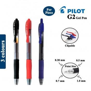 Pilot Retractable Gel Pen | G2