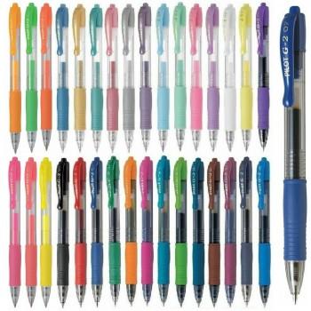 Pilot Gel Pen  G2 Multi Colour 0.7