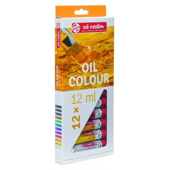 Talens Art Creation oil colour set 12 x 12 ml