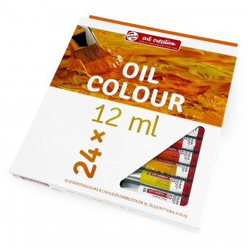 Talens Art Creation oil colour set 24 x 12 ml
