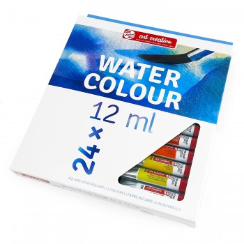 Talens Art Creation water colour set 24 x 12 ml