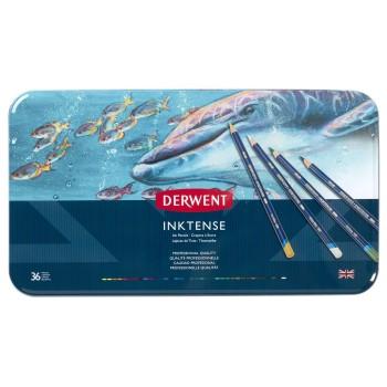 Derwent Inktense Pencils 36 Tin