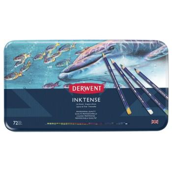 Derwent Inktense Pencils 72 Tin