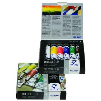 Van Gogh oil colour starter set 02C406