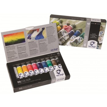 Van Gogh oil colour basic set 02C410