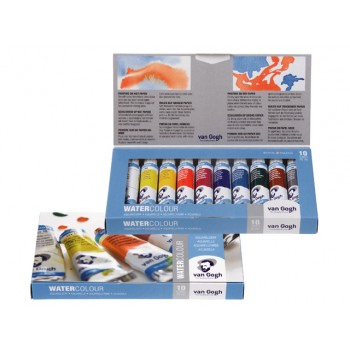 Van Gogh water colour basic set 20C110