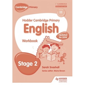 Hodder Cambridge Primary English Workbook | Stage 2