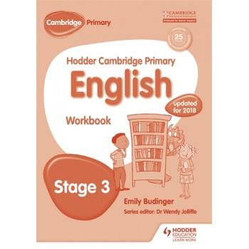 Hodder Cambridge Primary English Workbook | Stage 3