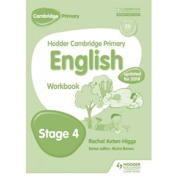 Hodder Cambridge Primary English Workbook | Stage 4