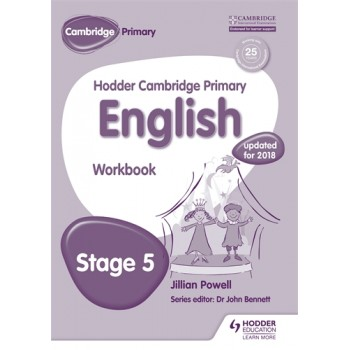 Hodder Cambridge Primary English Workbook | Stage 5