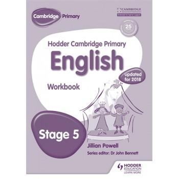 Hodder Cambridge Primary English Workbook | Stage 5