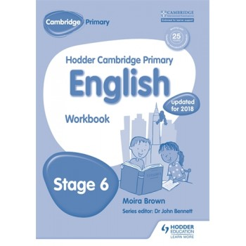 Hodder Cambridge Primary English Workbook | Stage 6