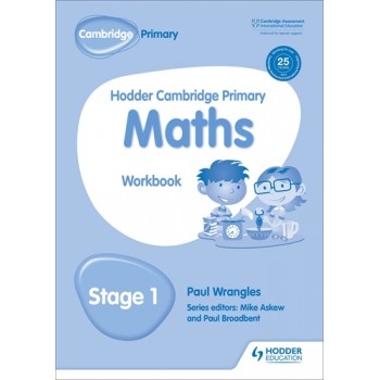 Hodder Cambridge Primary Maths Workbook | Stage 1