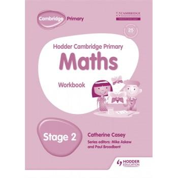 Hodder Cambridge Primary Maths Workbook | Stage 2