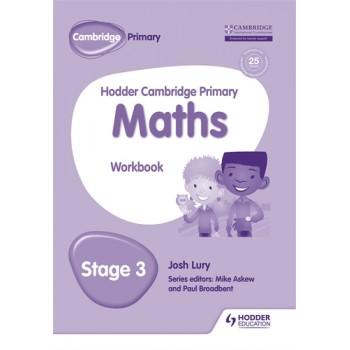 Hodder Cambridge Primary Maths Workbook | Stage 3