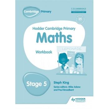 Hodder Cambridge Primary Maths Workbook | Stage 5