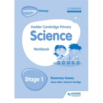 Hodder Cambridge Primary Science Workbook | Stage 1