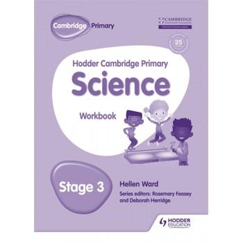 Hodder Cambridge Primary Science Workbook | Stage 3