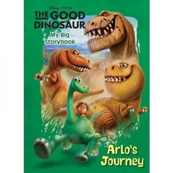 Disney Pixar The Good Dinosaur | My Big Storybook Arlo's Journey