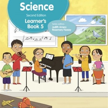 Hodder Cambridge Primary Science Learner's 5 Second Edition